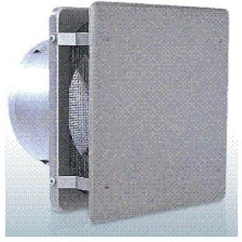 西邦工業【KNBD175SC】角金網型10メッシュ・フラットカバー付・防火ダンパー付外壁用ステンレス製換気口・フラットカバー付換気口