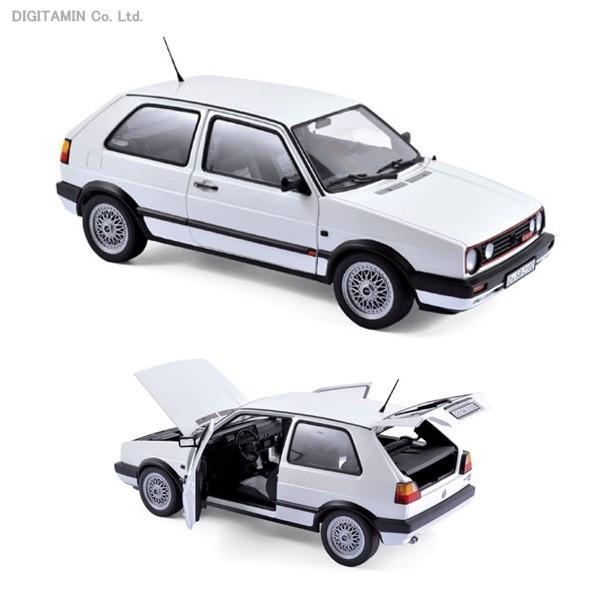 ノレブ 1/18 VW ゴルフ GTI G60 1990 ホワイト ミニカー 188443