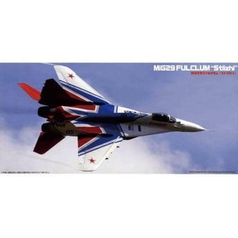 フジミ 1/72 F-47 MiG-29 ファルクラム アクロチーム Stlizhi プラモデル(Z6268)