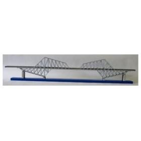 コスミック (N) NS-94K GB鉄橋(単線) 組立キット 返品種別B
