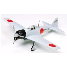 タミヤ 1/48 傑作機シリーズ 日本海軍 零式艦上戦闘機32型(A6M3) プラモデル(U7360)