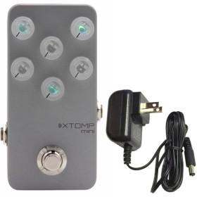 HOTONE XTOMP mini + Strymon DC9/550