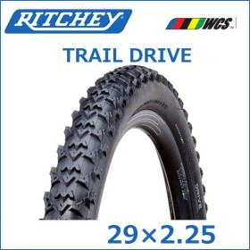 RITCHEY(リッチー) TRAIL DRIVE 29×2.25  自転車 タイヤ