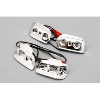 送料無料◆ヨコモ SD-B324LS B324R 日産 スカイライン用 ライト組込済プラパーツ (12灯)(RC1115)