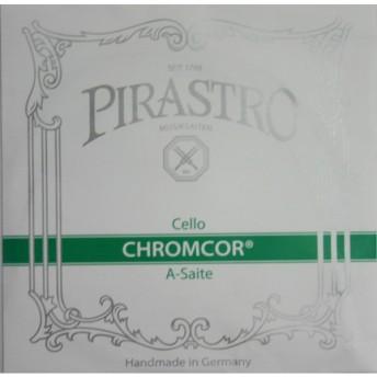 PIRASTRO Cello Chromcor 339120 A線 クロムスチール チェロ弦