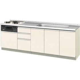 LIXIL サンウェーブ 取替えキッチン パッとりくん 間口240cm GXシリーズ GXI-U-240RNA GXC-U-240RNA