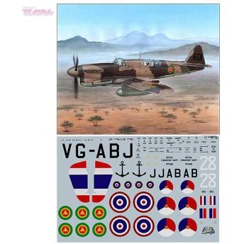 送料無料◆1/48 英・フェアリー・ファイアフライFR Mk.I 艦上戦闘機・戦後各国 プラモデル スペシャルホビー SH48151 (D6571)
