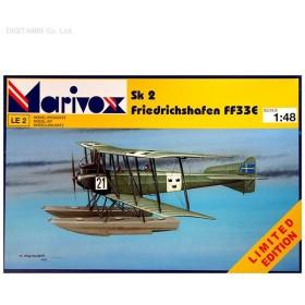 MARIVOX 1/48 フリードリッヒハーフェン FF-33E 水上偵察機 プラモデル MV48-LE2(D3586)