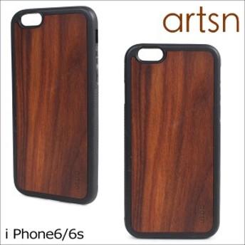 ARTSN アーツン ケース スマホ 木目 ウッド iPhone6 6s iPhoneケース アイフォン メンズ レディース