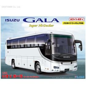 フジミ 1/32 観光バスシリーズSPOT いすゞ ガーラ スーパーハイデッカ ホワイトボディ プラモデル(ZS00076)