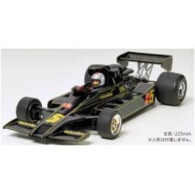 タミヤ 20065 1/20 グランプリコレクション チーム ロータス タイプ78 1977(エッチングパーツ付き) プラモデル(Y5450)