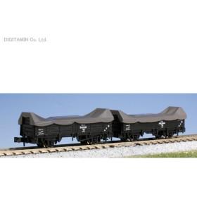 8027-1 KATO カトー トラ45000 積荷付 (2両入) Nゲージ 鉄道模型 (ZN13313)