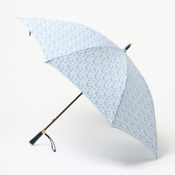 FOX UMBRELLAS 晴雨兼用傘 インディゴブルー/FREE(エストネーション)◆レディース 長傘