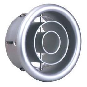 西邦工業/SEIHO【NT4】空調用吹出口 アルミニウム製ターボノズル φ100
