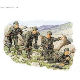 ドイツ第13SS武装山岳師団 プラモデル 1/35 ハンジャール ドラゴン DR6067(ZS10743)