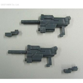 M.S.G モデリングサポートグッズ ウェポンユニット MW07 ダブル・サブマシンガン リニューアル コトブキヤ(E6933)