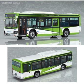 送料無料◆1/43 ミニカー いすゞエルガ 国際興業バス グッドスマイルカンパニー(ZM18850)