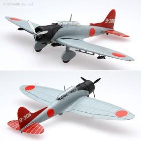 フジミ 1/72 愛知 九九式艦上爆撃機 11型 プラモデル Fシリーズ No.7(F3513)