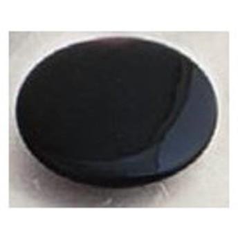 ≧KVK 部材【M04】手洗器用 陶器目皿カバー 黒グロス