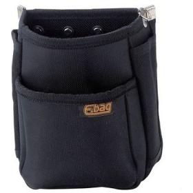 イチネンミツトモ イーバッグ 2段式電工腰袋・小 08301