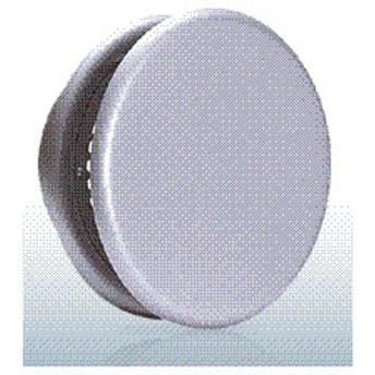 西邦工業【SXB300S】ガラリ型・フラットカバー付外壁用ステンレス製換気口・フラットカバー付換気口
