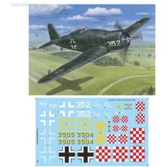 送料無料◆スペシャルホビー 1/32 伊・フィアットG.50bis戦闘機・ドイツ&クロアチア軍 プラモデル SH32058(F0667)