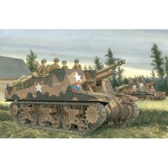 1/35 イギリス陸軍 セクストンII 25ポンド自走砲 Mk2 プラモデル