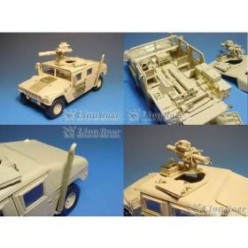 ピットロード/ライオンロア LE3571 1/35 米陸軍 M1046 ハンビー用(A9920)