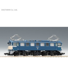 9181 TOMIX トミックス 国鉄 ED62形電気機関車(シールドビーム) Nゲージ 鉄道模型(ZN30266)