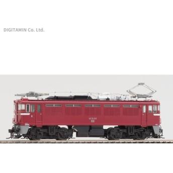 送料無料◆HO-164 TOMIX トミックス 国鉄 ED75-0形電気機関車(後期型) HOゲージ(1/80スケール) 鉄道模型(ZN42818)