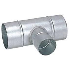 パナソニック ベンテック換気部材【VB-KT151Z】T管 鋼板製 受注生産品