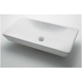 カクダイ VitrA ヴィトラ 角型洗面器 #VR-4461B0030016