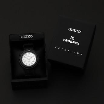 SEIKO Prospex Fieldmaster ESTNATION Limited Edition フィールドウォッチ ブラック/FREE(エストネーション)◆ユニセックス 腕時計