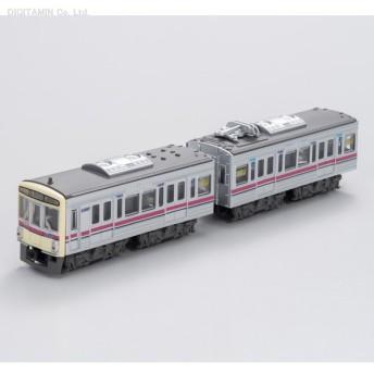 96515 バンダイ Bトレイン 京王電鉄7000系 後期 新塗装(2両入り) 鉄道模型 (N7138)