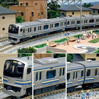 10-844 カトー KATO E217系 横須賀線・総武線(新色) 4両増結セットA Nゲージ 鉄道模型 (N2474)