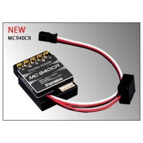 フタバ カー用スピードコントローラー MC940CR バック付FETアンプ(106878-1)アンプ 返品種別B