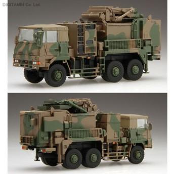 フジミ 1/72 陸上自衛隊 3・1/2t 大型トラック 射撃統制装置搭載車 プラモデル ミリタリーシリーズ No.12(E7416)