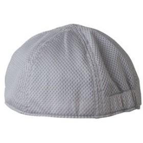 ロゴス 汗取り帽子(グレー)フリーサイズ LOGOS No.55120219 返品種別A