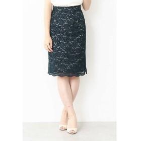 PROPORTION BODY DRESSING / プロポーションボディドレッシング  レースオンチェックタイトスカート