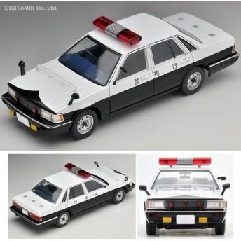 送料無料◆1/43 ミニカー トミカ 日産セドリック パトロールカー (警視庁) トミーテック リミテッド ヴィンテージ NEO LV-N43-14a(ZM21419)