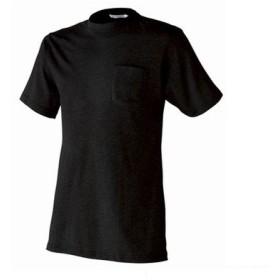 アタックベース 半袖Tシャツ ブラック M 5050-15