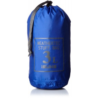 フィットネスバッグ スタッフバッグ ISUKA イスカ 353112 ウェザーテック スタッフバッグ 3L/ロイヤルブルー 4988998353130 [astk]