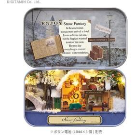 ミニチュアット 雪のファンタジー やのまん 516-09(ZG52860)