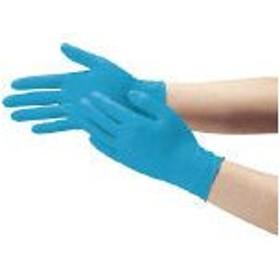 ダンロップ 天然ゴム極うす手袋Lブルー(100枚入) 22 x 12.5 x 6.8 cm 8872 100枚