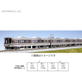 KATO カトー 10-1206 223系6000番台 4両増結セット Nゲージ 鉄道模型(ZN44407)