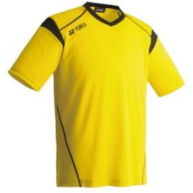 ヨネックス YONEX サッカーウェア JUNIOR ゲームシャツ FW1002J [カラー:イエロー] [サイズ:J150] #FW1002J