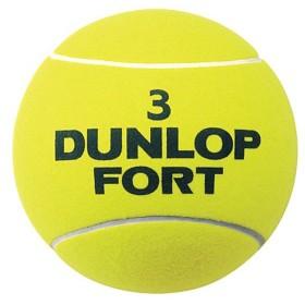 DUNLOP(ダンロップテニス) ジャンボボール DA50009 テニス 13SS