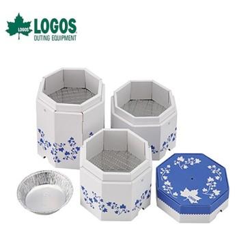 ロゴス LOGOS アウトドア アクセサリー LOGOSの森林 クラフトスモーカー 81066020 od