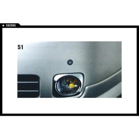 プレサージュ フロントコーナーセンサー(左右2センサー:インジケーター・消音スイッチ付)  日産純正部品 パーツ オプション