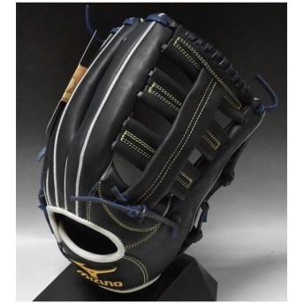 限定品 一般軟式 松本モデル ミズノ プロフェッショナル 外野手用 2GN35647 29:Dブルー 右投げ サイズ:13